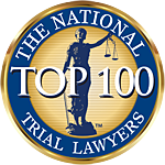 Top 100 National Trial Lawyers badge